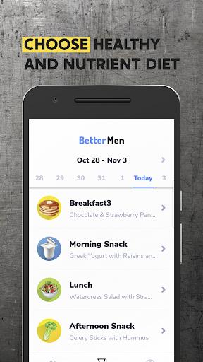 BetterMen: Workout Trainer 1.2.7 screenshots 5