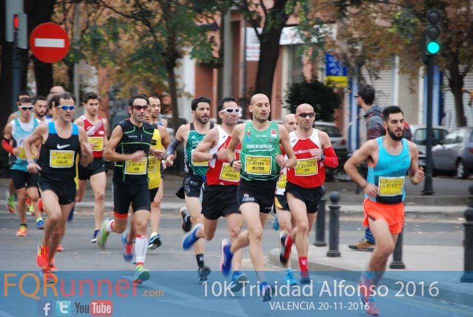 10K Trinidad Alfonso Valencia 2016