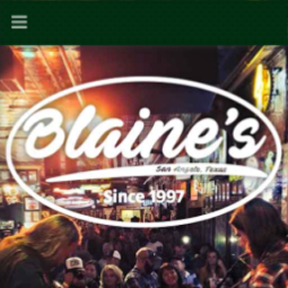 Blaine's Pub- screenshot