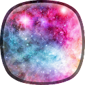 Galaxy Live Wallpaper HD icon
