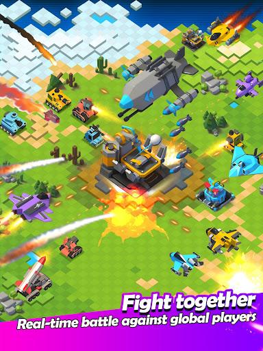 Merge Warfare 2.3.39 screenshots 10
