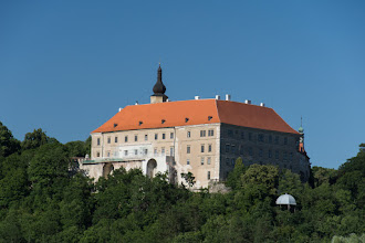 Photo: Pałac w Náměšť nad Oslavou to pierwotnie gotycki zamek. Przebudowany za Žerotínów na renesansowy pałac.