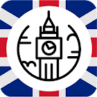 Great Britain Travel Guide Offline icon