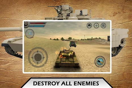 Tank Attack Blitz: Panzer War- screenshot thumbnail