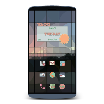 RETRORIKA ICON PACK- screenshot