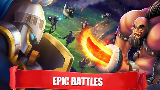 Epic Summoners: Hero Legends - Fun Free Idle Game 1.0.0.155 screenshots 5