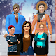 Virtual Family Simulator Winter Vacations Fun
