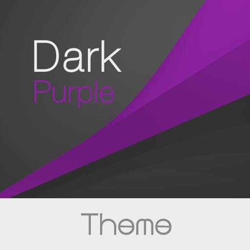 Dark - Purple Theme