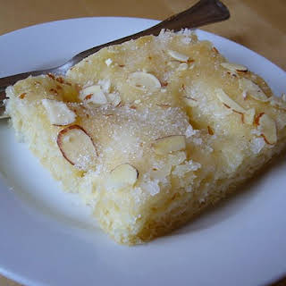 Deutscher Butterkuchen - German Buttercake.
