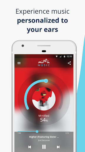Mimi Music - Clear Sound 1.9.12 screenshots 1