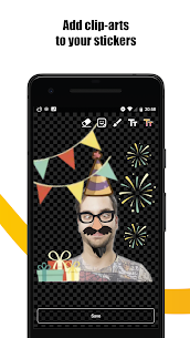 Create stickers for WhatsApp – StickerFactory App Download For Android 3