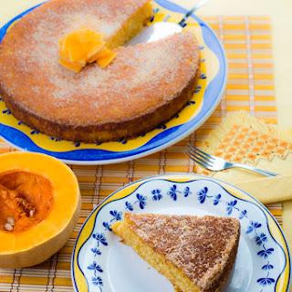 Coconut Pumpkin Cake Recipe