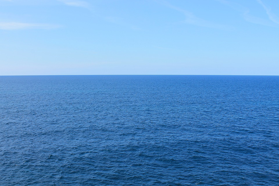 Free photo: Sea, Ocean, Water, Still, Blue - Free Image on Pixabay ...