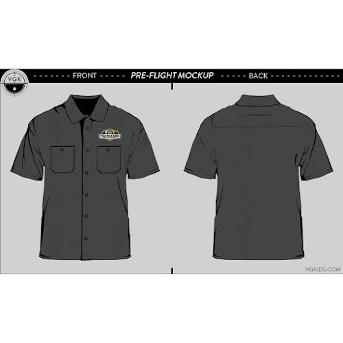 Tree Fort Bikes Work Shirt - Limited Release