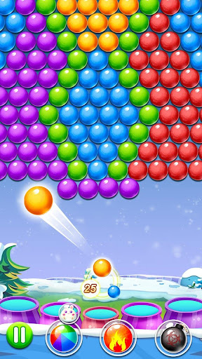 Bubble Shooter - Flying Pop 1.0.3.3173 screenshots 1