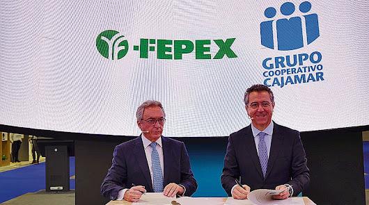 Cajamar y FEPEX firman un acuerdo para el sector