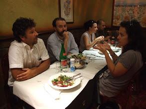 Photo: ... zum gemeinsamen Mittagessen ...