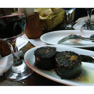 Blood Sausage With Recipes.