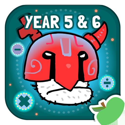 Crazy Maths Adventure Age 9-11 11+ Year 5 & 6 LITE