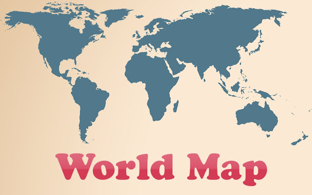 World Map An Application For Kids And Adults That Makes Learning About Countries Continent Fun