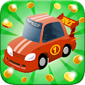 Merge Cars City - Idle Evolution Clicker icon