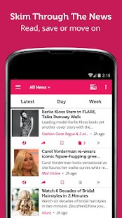 Fashion Magazine - Newsfusion- screenshot thumbnail