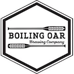 Logo for Boiling Oar Brewing Company