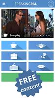 Screenshot of Learn English, Speak English