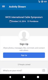 IWCS - náhled