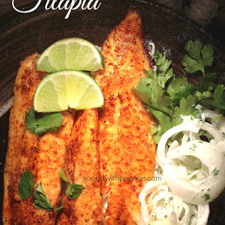 Seasoning For Grilled Tilapia Fish Recipes