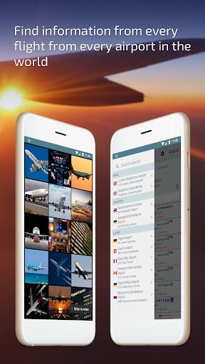 Flight Status u2013 Live Departure and Arrival Tracker 2.0.1 screenshots 1