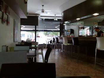 Cafetería Destino