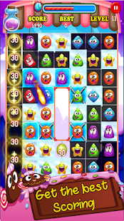 Tải Game Candy Cookie Jam Smash