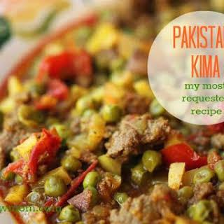 My Most Requested Recipe – Pakistani Kima (Beef Curry w/ vegan option).