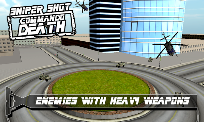 Death Commando Sniper Shot 3D screenshot