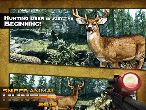 Sniper Hunting Sniper Shooting