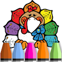 Thanksgiving Coloring Pages icon