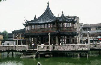 Photo: 10921 上海/豫園/風景
