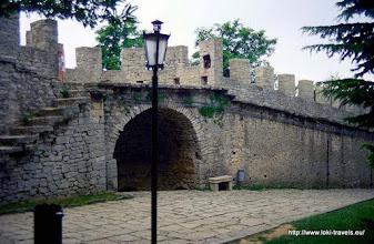Photo: 26 juli. San Marino. Cesta-o-Fratta.