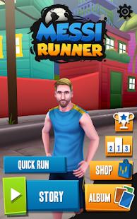 Messi Runner- screenshot thumbnail