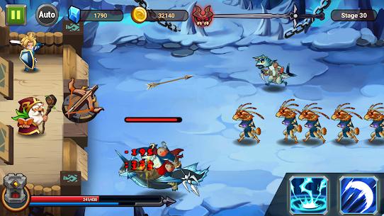 Castle Defender: Hero Shooter – Idle Defense TD 4