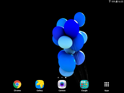 Balloons 3D Live Wallpaper screenshot 9
