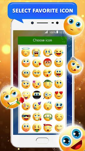 Emoji lock screen pattern 1.2.5 screenshots 7