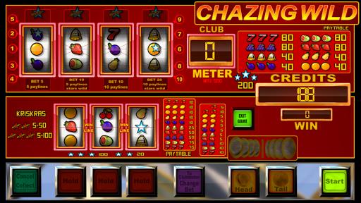 slots CHAZING WILD
