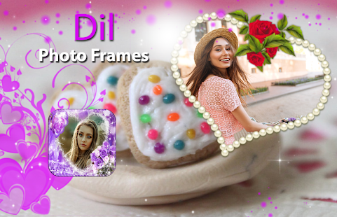 Dil Photo Frames - náhled