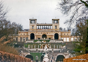Photo: Potsdam. Sanssouci. Orangerie.