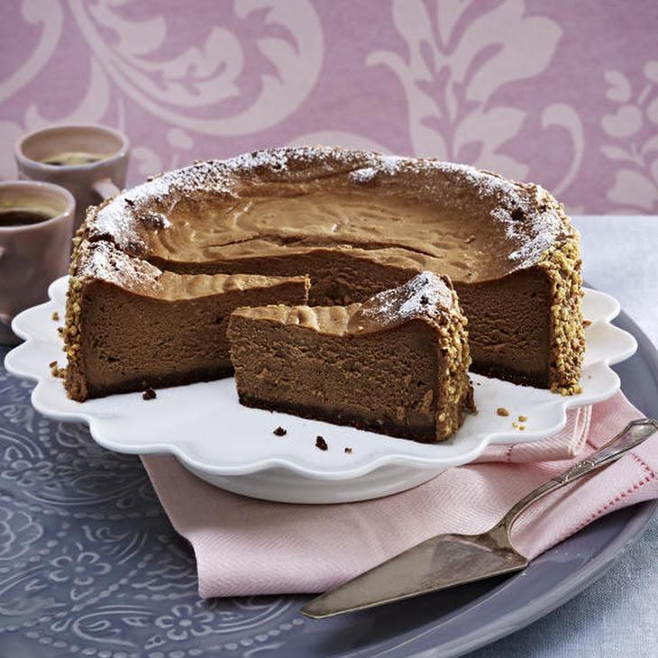 Hazelnut Chocolate Cheesecake Recipe   Yummly