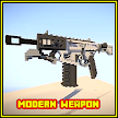 Modern Weapon MCPE APK