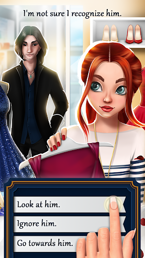 Love Story Games: Vampire Romance screenshots 2