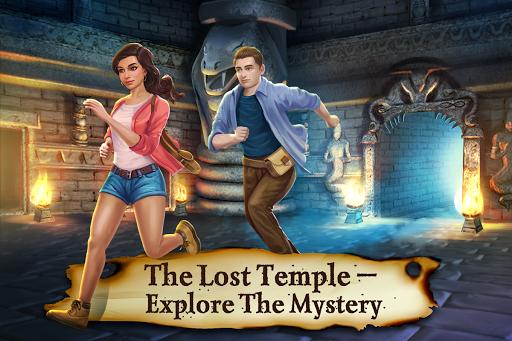 Hidden Escape: Lost Temple Faraway Adventure apklade screenshots 1